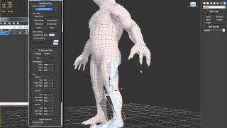Creating Bone System 3ds Max part1