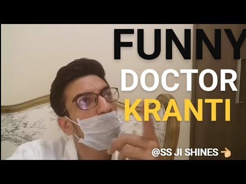 Dr.kranti with his fraud patient