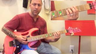 """Learn to Play """"Self Esteem"""" by The Offspring (Guitar Lesson)"""
