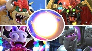 Super Smash Bros Ultimate - All Bosses + Cutscenes