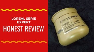 Loreal Serie Expert Review | Pranjali | #honestreview