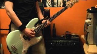 Blnk 182 Violence Bass Cover New Mark Hoppus Fender Signature 2011