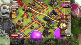 clash of clans koy binasi 11 Yeni 10.12.2015