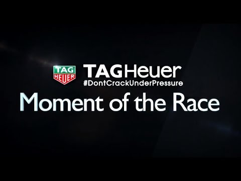 TAG Heuer Moment of the Race: Pocono