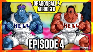 DragonBall Z Abridged: Episode 4 - TeamFourStar (TFS)