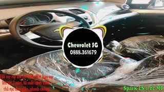 Spark LS Chevrolet | Trở Lại Phố Cũ - ARS Remix (Ver China) | Chevy SG