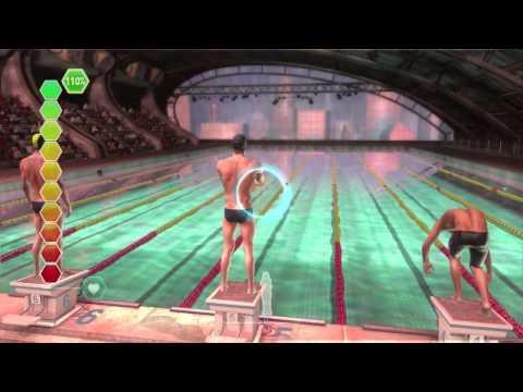 Michael Phelps - Push the Limit - XBOX 360