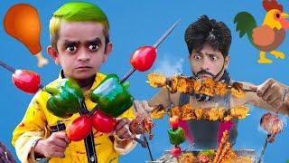 CHOTU KA CHICKEN TANDOORI | छोटू का चिकन तंदूरी | Khandesh Hindi Comedy | Chotu Dada Comedy Video