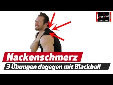 6 Übungen gymnastik Dikulja von Rückenschmerzen