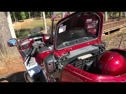 2012 Honda Gold Wing® Audio Comfort Navi XM in Jasper, Georgia - Video 1