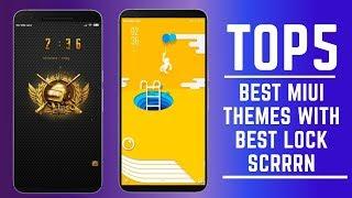 mi best lockscreen themes - Thủ thuật máy tính - Chia sẽ