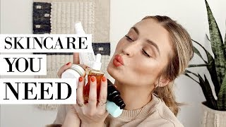 5 SKINCARE PRODUCTS THAT WILL CHANGE YOUR LIFE 💦