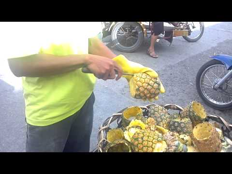 MR.PINEAPPLE ----DAVAO Philippine. 11-28-12