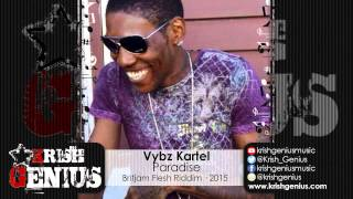 Vybz Kartel Paradise Raw Brit Jam Flesh Riddim Good Good