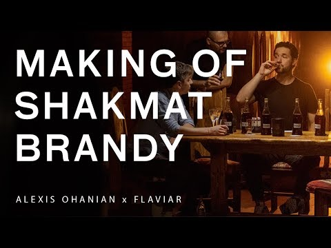 The Making of Shakmat Brandy | Alexis Ohanian x Flaviar