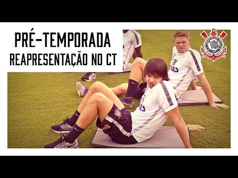 Pré-temporada | Reapresentação no CT