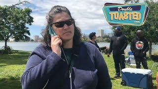 WHITE WOMAN CALLS POLICE ON BLACK FAMILY BBQ - Video Youtube