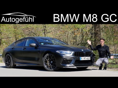 External Review Video ysCWMvTg-RY for BMW 8 Series Coupe (G15)