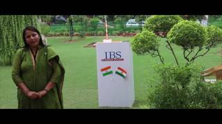 INDEPENDENCE DAY AT IBS