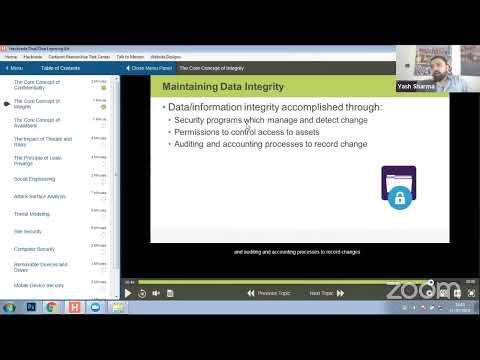 MTA 98-367 Security Fundamentals - Preparation Session - YouTube