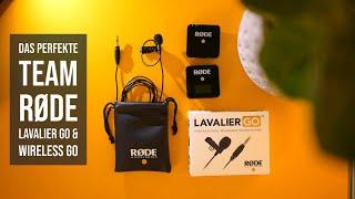 Rode Lavalier Go - Unboxing und Test mit dem Røde Wireless Go