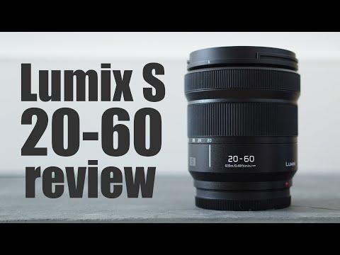 External Review Video ysE0JLI4Lcg for Panasonic LUMIX S 20-60mm F3.5-5.6 Lens (S-R2060)