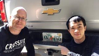Gay Việt  Chồng Mỹ| Đổi biển số xe từ Ohio sang Florida| Long Tran USA