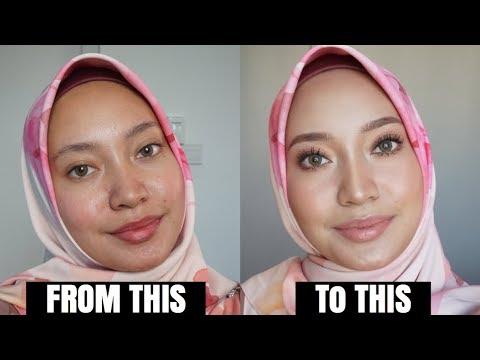 natural raya makeup ft drugstore products