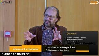 l'EUROBAROMETRE de Farsalinos par Jacques Le Houezec