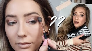 WEARABLE, EVERYDAY MAKEUP TUTORIAL USING SHANE X JEFFREE CONSPIRACY PALETTE! | Caitlin Bea
