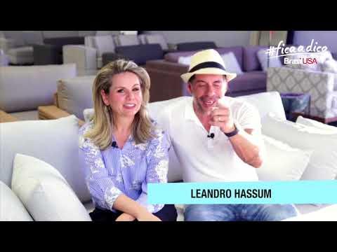 Leandro Hassum apresenta #Fica a Dica