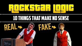 GTA Online ROCKSTAR LOGIC Casino DLC Part 3 (The Fake Valet)