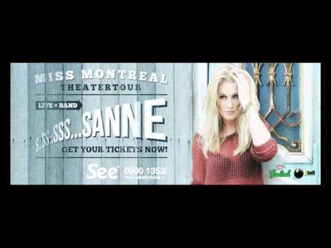 Miss Montreal - 'Zij' (exclusieve track vanuit Theatertour S..SS..SSS..Sanne)