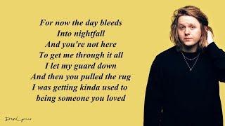 Lewis Capaldi   Someone You Loved (Lyrics) 🎵