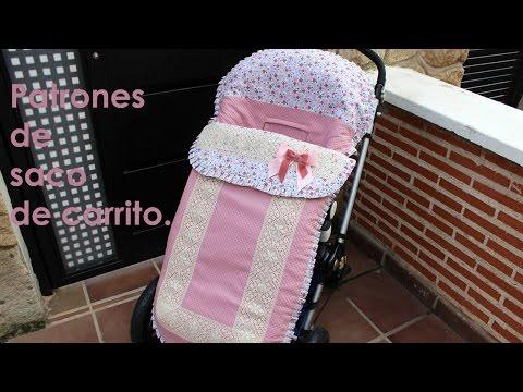 Como hacer un saco universal para carrito de bebé.