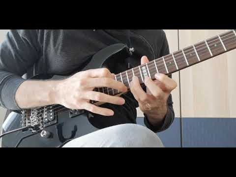 Exmortus - Turn the tide guitar solo