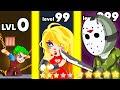 Hero Quest: Epic Rescue Ajude O Her i Salve A Mocinha J