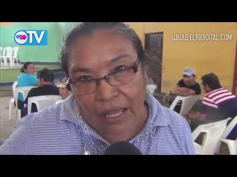 Masatepe conmemora Octubre Victorioso y rinde homenaje a sus caídos