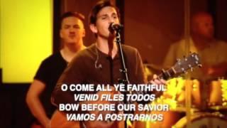 """Joivan Jiménez sings """"LET US ADORE"""""""