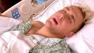 """Jake Paul HOSPITALIZED For """"Career Ending"""" Injury"""