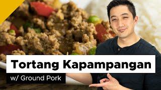 Torta   Tortang Kapampangan (Filipino Food)