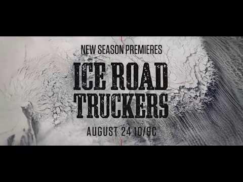 Video trailer för Ice Road Truckers - Season 11 Trailer