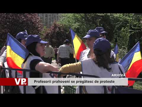 Profesorii prahoveni se pregătesc de proteste