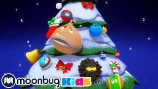 Новый Год! | ЧУДО МЯЧИКИ |Детские мультики | Детские песни | Moonbug Kids