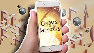 NAJBARDZIEJ KLIMATYCZNA GRA W HISTORII?! |  GHOSTS OF MEMORIES - Mobilne Granie [#40]
