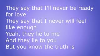 Ashley Tisdale | Voices in my Head | Lyrics
