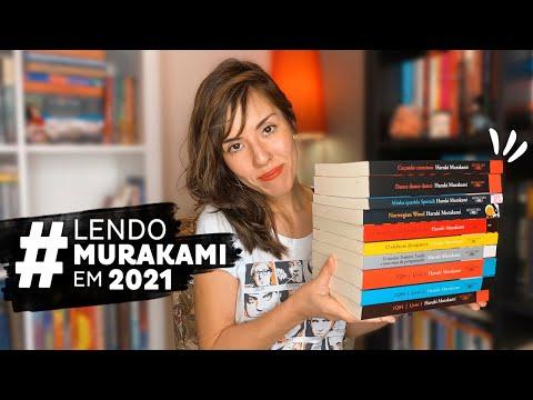 VAMOS LER HARUKI MURAKAMI EM 2021? | Livro Lab por Aline T.K.M.