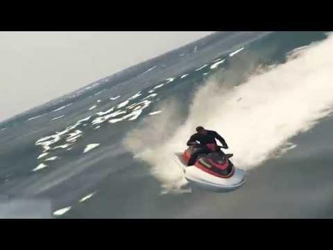 GTA5 2015 На скутере)
