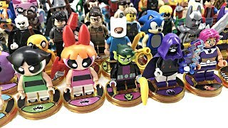 ALL LEGO Dimensions Characters EVER!