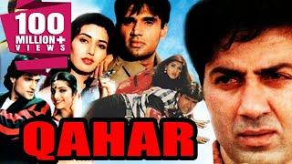 Qahar 1997 Full Hindi Action Movie  Sunny Deol Sunil Shetty Armaan Kohli Sonali Bendre